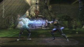 Mortal Kombat - Debut