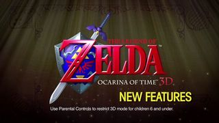 The Legend of Zelda: Ocarina of Time 3D - Novedades