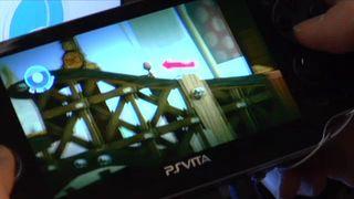 Jugando a LittleBigPlanet en PSVita - Vandal TV E3 2011