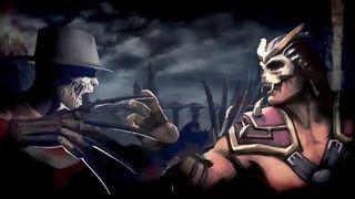 La historia de Freddy Krueger en el nuevo tr  225 iler de Mortal KombatMortal Kombat Kratos Vs Freddy Krueger