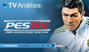 Videoan�lisis Pro Evolution Soccer 2012