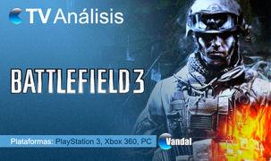 Videoanálisis Battlefield 3 - PS3 y Xbox 360
