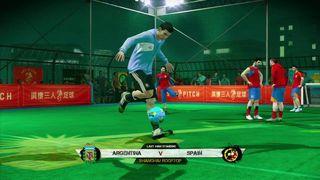 FIFA Street - Argentina vs España