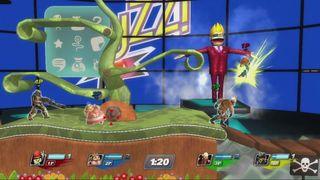 PlayStation All-Stars Battle Royale - LittleBigPlanet y Buzz!