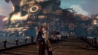 God of War: Ascension - Un jugador