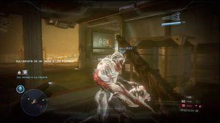 Jugando a Halo 4 - Infestaci�n