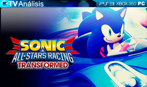 Videoanálisis Sonic & All-Stars Racing Transformed