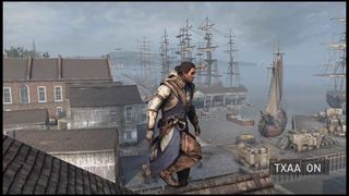Assassin's Creed III - Mejoras en ordenador