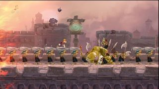 Rayman Legends - Castle Rock (2)