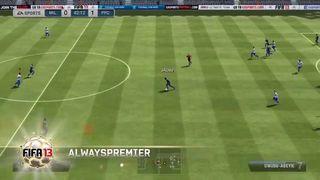 FIFA 13 - Los mejores goles (11)