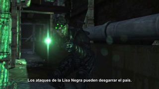 Splinter Cell: Blacklist - Inauguration