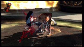 God of War: Ascension - Primer combate