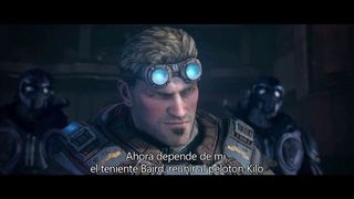 Gears of War: Judgment - Presentaci�n Campa�a