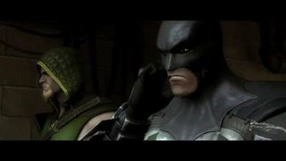 Injustice: Gods Among Us - The Line