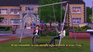 Los Sims 3 - Movida en la Facultad (2)