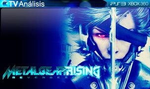 Videoan�lisis Metal Gear Rising: Revengeance