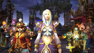 World of Warcraft: Mists of Pandaria - El Rey del Trueno