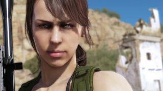 Metal Gear Solid V: The Phantom Pain - Creando a Quiet