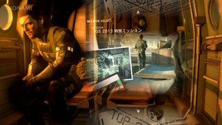 Metal Gear Solid V: The Phantom Pain - Demo de The Phantom Pain