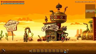 Get SteamWorld Dig free on Origin