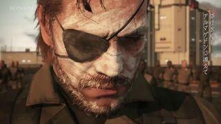 Metal Gear Solid V: The Phantom Pain -  E3 2014 japonés