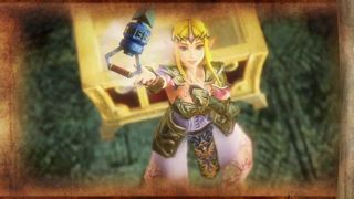 Illustrations and cover Hyrule Warriors