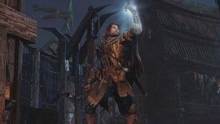 Middle Earth: Shadows of Mordor shows skills Celebrimbor