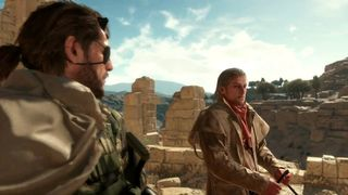 Metal Gear Solid V: The Phantom Pain - Demo gamescom