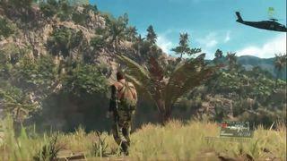 Metal Gear Solid V: The Phantom Pain - TGS 2014