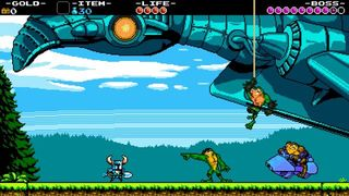Battletoads will be added to the PC version of Shovel Knight