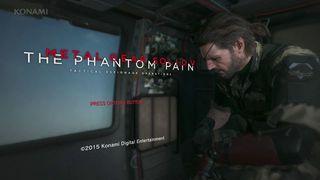 Metal Gear Solid V: The Phantom Pain - Demo E3 2015