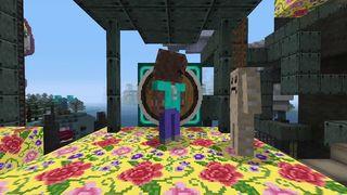 Minecraft PS - LittleBigPlanet