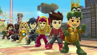 Super Smash Bros. - Tercera tanda de trajes para los Miis