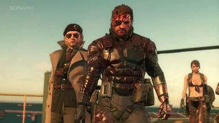 Metal Gear Solid V: The Phantom Pain - Tráiler de lanzamiento