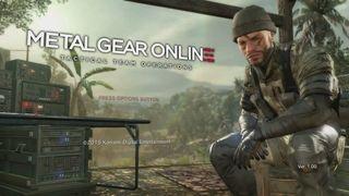Metal Gear Solid V: The Phantom Pain - MGO TGS