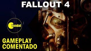 Fallout 4 - Gameplay comentado