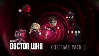 LittleBigPlanet 3 - Doctor Who