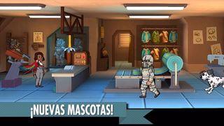 Fallout Shelter - Actualización 1.4