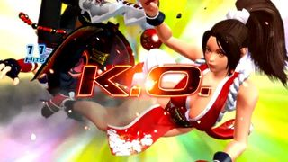 The King of Fighters XIV - E3 2016