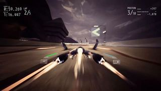 The racing game Redout will launch in Switch in a spring