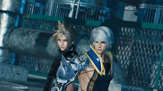 Mobius Final Fantasy shows us the Cloud of the