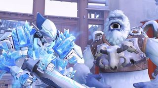 Blizzard apologizes for the appearance of the legendary Christmas of Mei in Overwatch