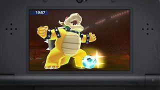 A new video shows us how to be football in the Mario Sports Superstars