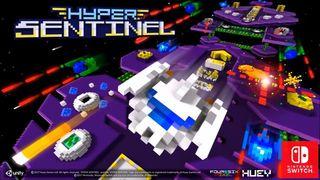 Hyper Sentinel - Versión de Switch