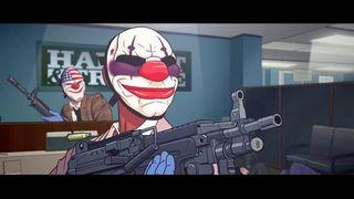 Payday: Crime War - Tráiler de anuncio