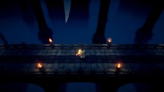 Explore dungeons in Fall of Light, a new game for PC