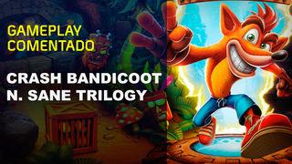 Vandal TV: Gameplay talked-about Crash Bandicoot N. Sane Trilogy