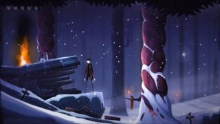 Pinstripe, a game where we have to descend to hell, you will come to PS4