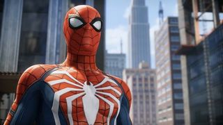 emblem-white Spider-Man is explained in the own video game