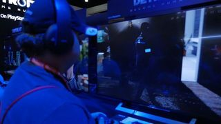 Vandal TV: Stand de Sony durante el E3 2017